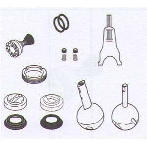 Delta Closeout RP2932 Repair Parts Kit For Single Handle