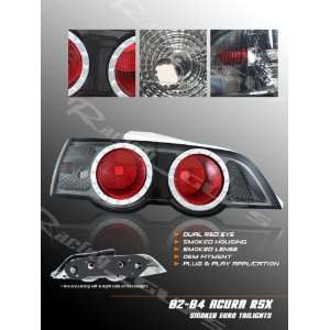 Acura RSX Tail Lights JDM Smoke Altezza Taillights 2002 2003 2004 02