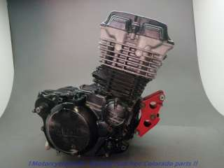 84 Yamaha XT250 250 XT RUNNING ENGINE MOTOR