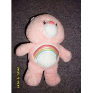 Care Bear Baby Cheer Bear 9 in Plush Sings Abcs
