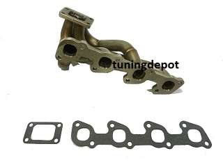 OBX T3 Turbo Manifold Header Exhaust 74 93 Volvo 240