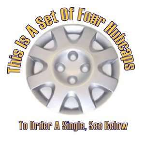 Replica Bolt On 1998   2000 14 inch Honda Civic Hubcaps   Wheel Covers