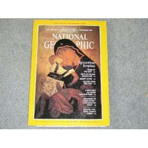 National Geographic Magazine 1983 Complete Collection