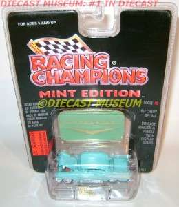 1957 57 CHEVY BEL AIR MINT EDITION RC DIECAST RARE
