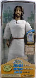 Messengers of Faith Jesus Talking Lords Prayer doll 01169 603154401169