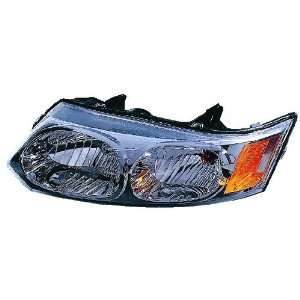 SATURN ION SEDAN 03 07 HEADLIGHT LEFT