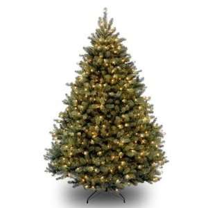 National Tree Company PDBH1 75LO 7.5 Foot Paradise Blue