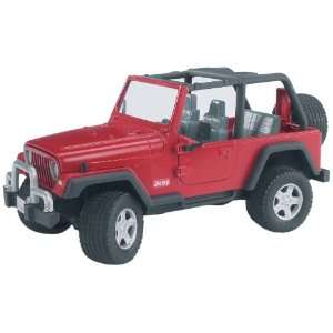 Jeep Wrangler Unlimited   Colors May Vary  Toys & Games