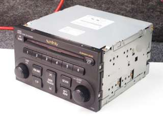 MITSUBISHI ECLIPSE INFINITY 6 CD CHANGER RADIO 03 04 05 MN141495
