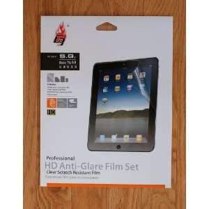 Anti fingerprint Matt Anti glare Screen Protector Film for