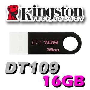16GB 16G DataTraveler DT 109 USB Flash Pen Drive Memory Stick
