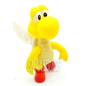 New Super Mario 5 KOOPA TROOPA Figure Toy+MS604