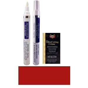 1/2 Oz. Toreador Red Pearl Metallic Paint Pen Kit for 1997
