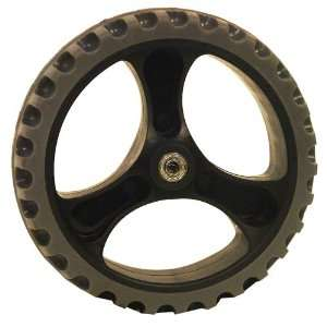 Ybike Extreme Replacement Wheel   Black with Gray Tire