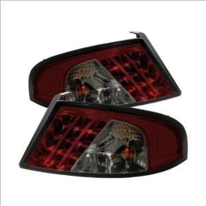 Spyder LED Euro / Altezza Tail Lights 01 06 Dodge Stratus