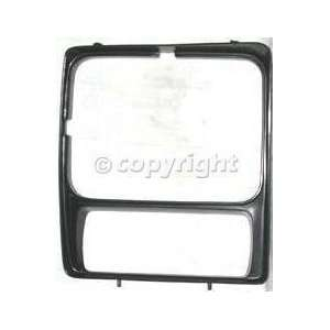 HEADLIGHT DOOR ford ECONOLINE VAN e150 e250 e350 e450 79 91 light lamp