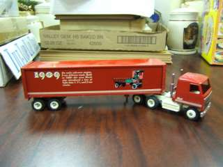 Winross Story of Mack Trucks series #3 trailer no box