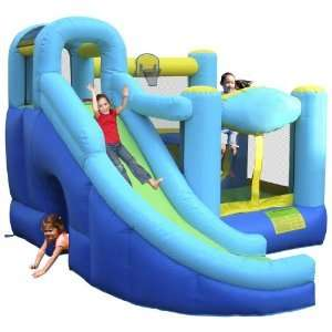 Combo Inflatable Bounce House With Slide,Include Blower, WHY Rent ONE