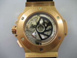 HUBLOT BIG BANG 44MM ROSE GOLD CERAMIC 301.PB.131.RX