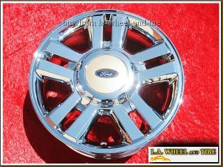 18 FORD EXPEDITION F 150 OEM CHROME WHEELS EXCHANGE