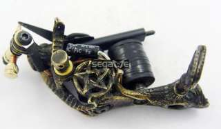 NEW LUOS Custom Handmade Tattoo Machine Gun WGD031