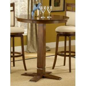 Hillsdale Furniture Dynamic Designs Brown Cherry Pub Table