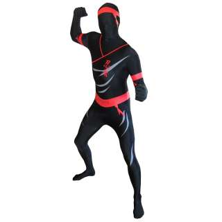 ORIGINAL HALLOWEEN MORPHSUITS MORPHSUIT MORPH SUIT FANCY DRESS COSTUME