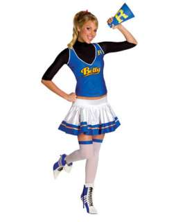 Sexy Womens Archies Betty Costume  Sexy TV & Movie Halloween