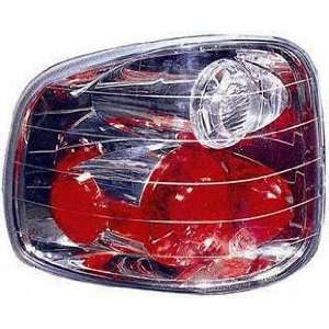 01 04 FORD F150 PICKUP TAIL LIGHT LH (DRIVER SIDE) TRUCK