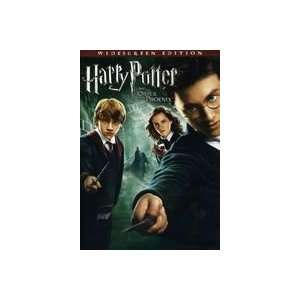 New Warner Studios Harry Potter & The Order Of The Phoenix Dvd Action