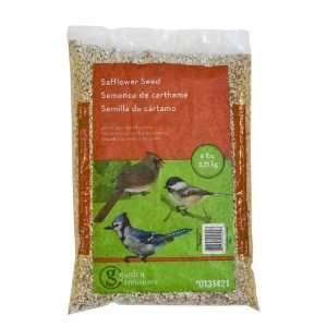 Treasures 6 Lbs. Safflower Bird Seed 131421 Patio, Lawn & Garden