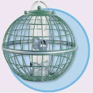 Squirrel Proof Globe Bird Feeder Patio, Lawn & Garden