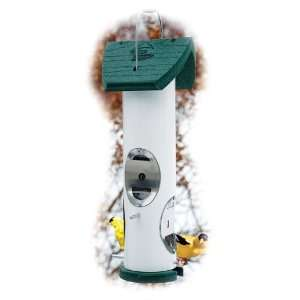 Going Green Recycled Plastic Thistle Bird Feeder