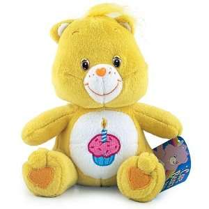 Care Bears Plush Doll [7 inches   Birthday Bear] Toys & Games