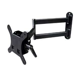 Adjustable Tilting Swiveling Wall Mount Bracket for LCD