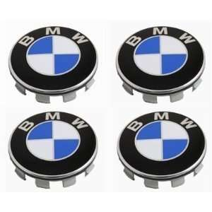 BMW New Style Wheel Center Cap for All BMW OEM Wheels Automotive