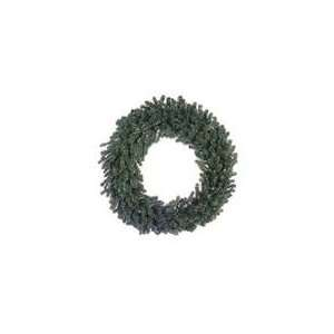 Windsor Pine Artificial Christmas Wreath   Unlit