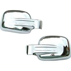 Chrome Door Mirror Cover Jeep Liberty 2002 2004 Covers Chrome Mirror