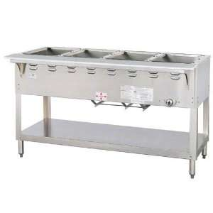 Duke E304SW 4 Well Electric Steam Table   Aerohot Kitchen