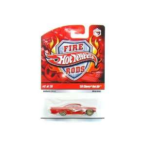 1959 Chevy Bel Air 1/64 Fire Rods Toys & Games