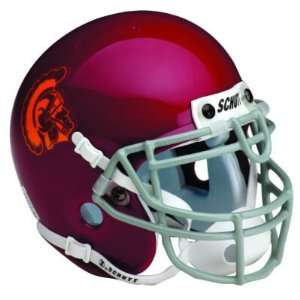 TROJANS OFFICIAL FULL SIZE SCHUTT FOOTBALL HELMET