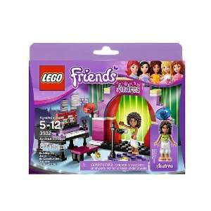 LEGO Friends Andreas Stage 3932 Toys & Games