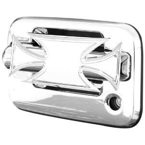 Putco 455301 Iron Cross Style Chrome Trim Door Handles (Center and