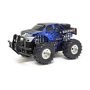 Remote Control Full Function Big Foot Monster Truck 114