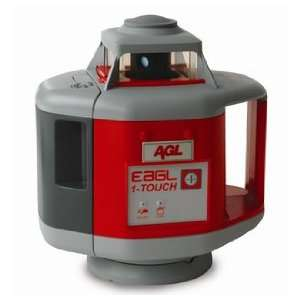 Agatec EAGL 1 Touch Horizontal Self Leveling Rotary Laser Level   6992