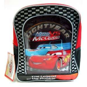 Disney Pixar Cars Lightning McQueen And King Small