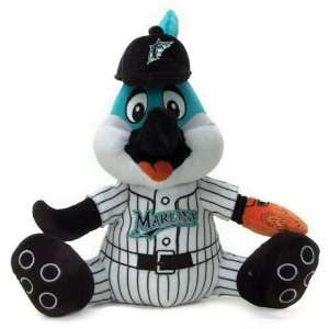 MLB Florida Marlins Stuffed Toy Plush Baseball Mascots 9 Home
