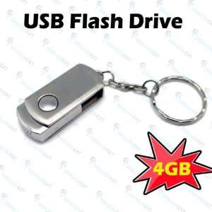 Mini 4GB USB Drive Flash Removable Storage Memory Stick