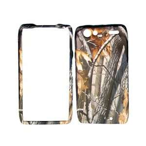 MOTOROLA DROID RAZR FALL LEAVES CAMO CAMOUFLAGE HUNTER HARD PROTECTOR