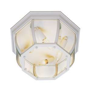 Trans Globe 4907 VG Outdoor Close to Ceiling Light